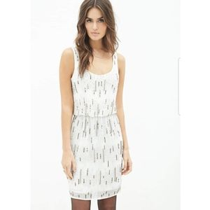 Forever 21 sequin bachelorette dress